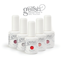 Gelish by Harmony - Soak Off Color Gel