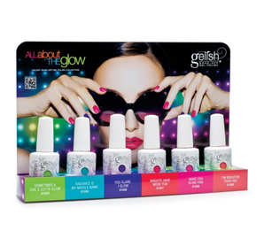 Beauty Store - Gelish by Harmony - Colección All About The Glow
