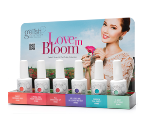 Beauty Store - Gelish by Harmony - Colección Love In Bloom